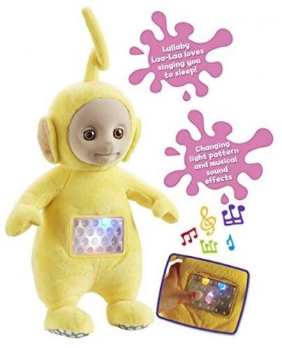 Yellow Teletubbies Lullaby Laa-Laa Soft Toy