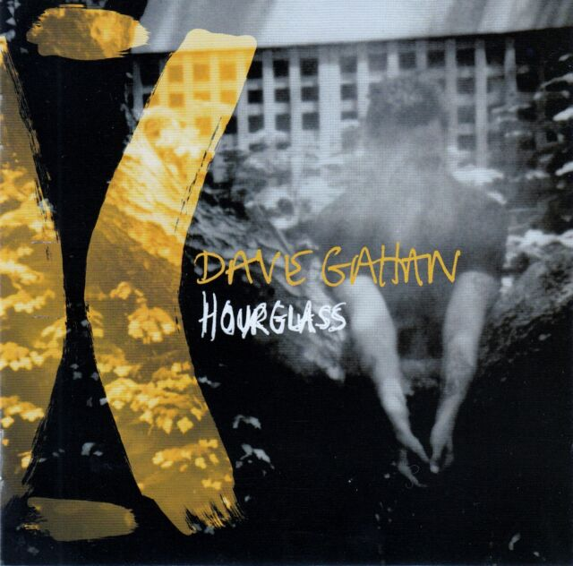 DAVE GAHAN : HOURGLASS / CD - TOP-ZUSTAND