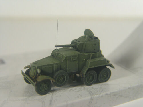 Panzerspähwagen BA10 Russland Artitec HO Fertigmodell 1:87-6870344   #E