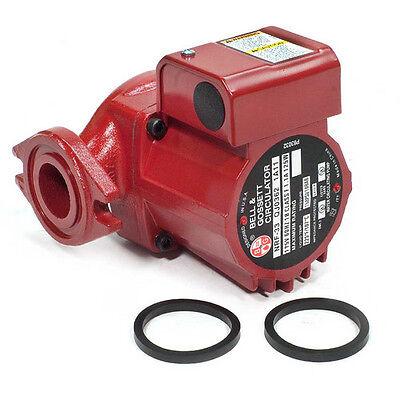 Bell & Gossett Red Fox NRF-33, Series 100 NRF Circulator Pump, 1/15 HP  103350 | eBay