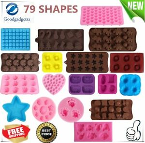 100-Shapes-Silicone-Cake-Decorating-Moulds-Candy-Cookie-Chocolate-Baking-Mold-WQ