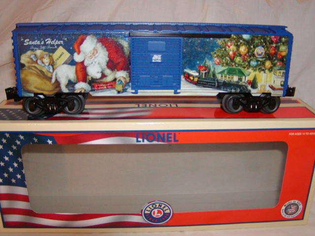 Lionel 6-82678 Angela Trojota Thomas Navidad 2016 Caja Auto o pantalla de 027 Estantes