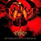 Annihilation of The Wicked 0781676663026 by Nile CD