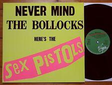 Sex Pistols - Never Mind the Bollocks - 1977 / EU 1987 Misprint - rare TOP Mint