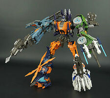 Transformers FOC complete set of Wreckers / Ruination NO BOX SOLD AS SEEN