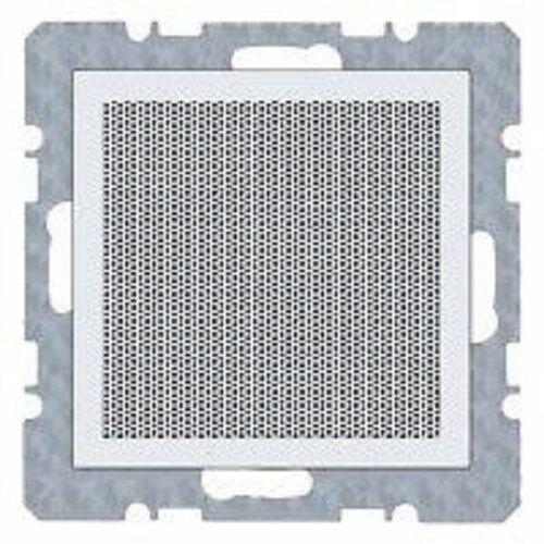 BERKER Lautsprecher Modell S1 Typ 28829909 polarweiß matt | Neue Produkte im Jahr 2019