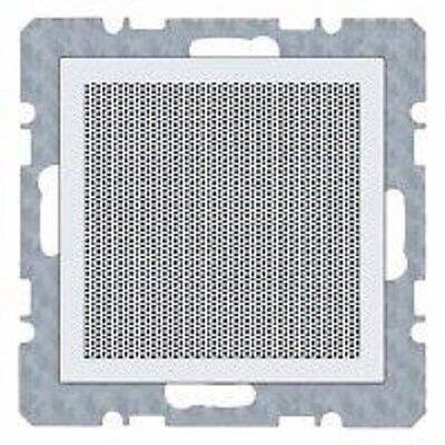 Jalousiezentralstück BERKER 10801909 Modell S1 polarweiß matt