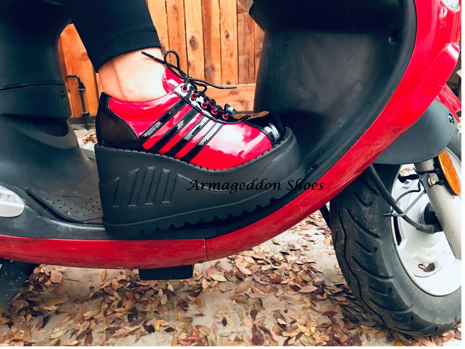 8d73585861f Demonia Women s Stomp-08 Platform Goth Punk Cyber Gogo Lace up Shoes 9 BLK  PU for sale online