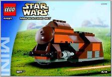 Lego 4491 INSTRUCTION BOOK: Star Wars Trade Federation MTT * BOOK ONLY, NO LEGO