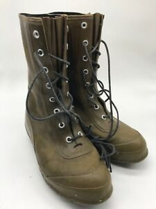 rain boots mens 8 hunting work