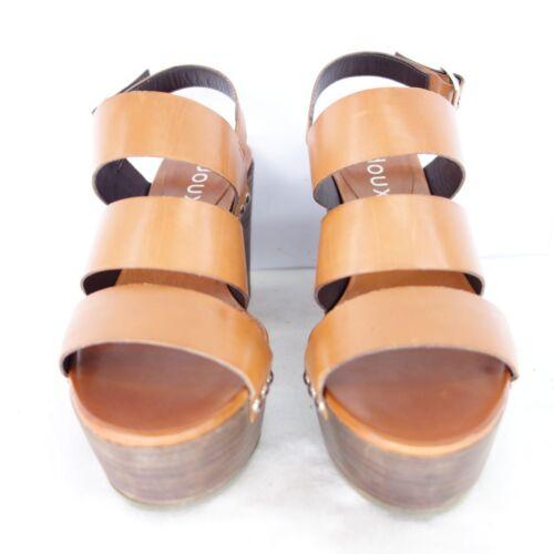 Nina Np Sandali 38 Pelle 229 C 37 Nuovo 41 Marrone Donna Doux 50 Scarpe Di tAqxw7px