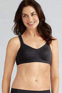 35f59dd6f6 Pocketed Mastectomy Bra  Mona  by Amoena - Non-Wired Soft Cup Bra ...