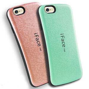 save off 010a5 f7094 Details about iFace mall Hybrid Shockproof Case Cover Blingbling Grid For  iPhone X 6 7 8 Plus