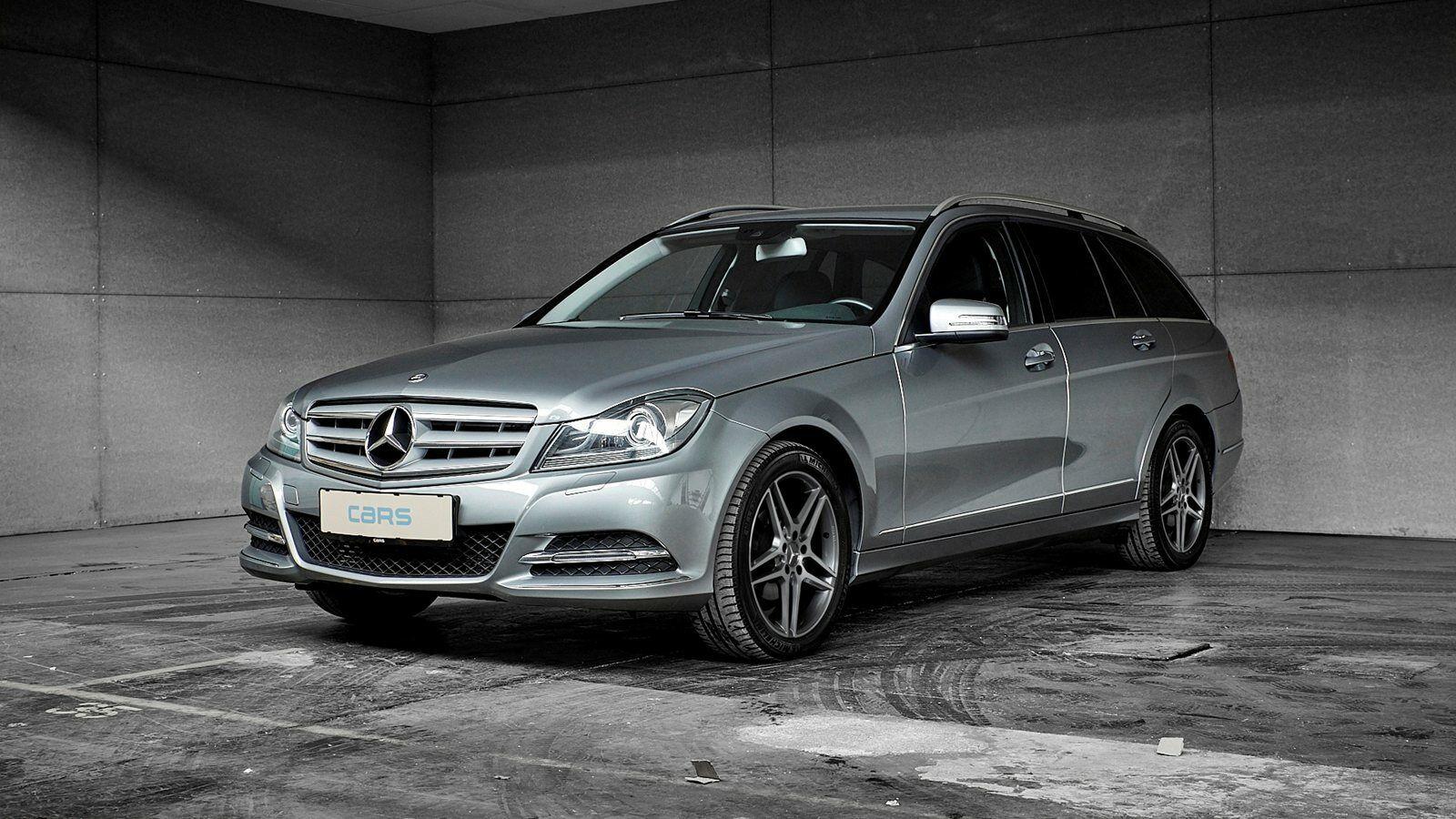 Mercedes C200 2,2 CDi stc. aut. BE 5d - 249.700 kr.