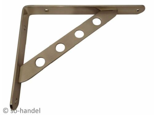 1 Pair Shelf Brackets Shelf Rack with Hangers Hanger Floor Rack Wardrobe