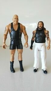 WWE-Wrestling-Set-of-2-Bray-Wyatt-amp-Big-Show-Action-Figures-New-without-Tag
