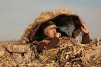 Avery Greenhead Gear Ghg Power Hunter Layout Hunting Ground Blind Field Khaki