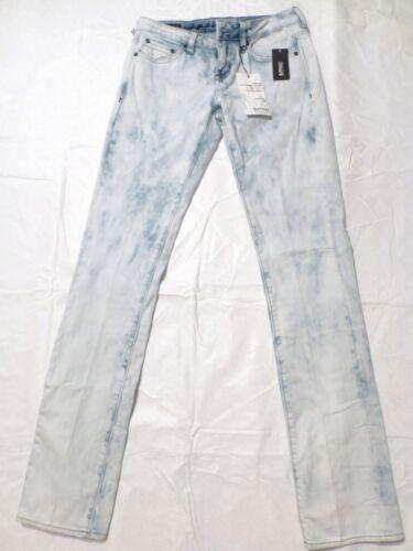NWT WOMENS BUFFALO DAVID BITTON GITANE STRAIGHT LEG JEANS $108 TIGER EYE BL11710