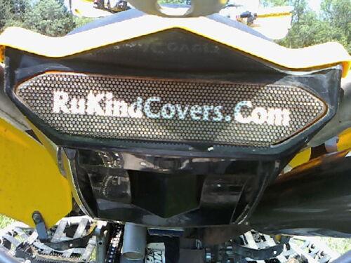 2017 Yamaha Raptor 700 450 350 YELLOW EYES HeadLight Covers set RuKind ALL YEARS