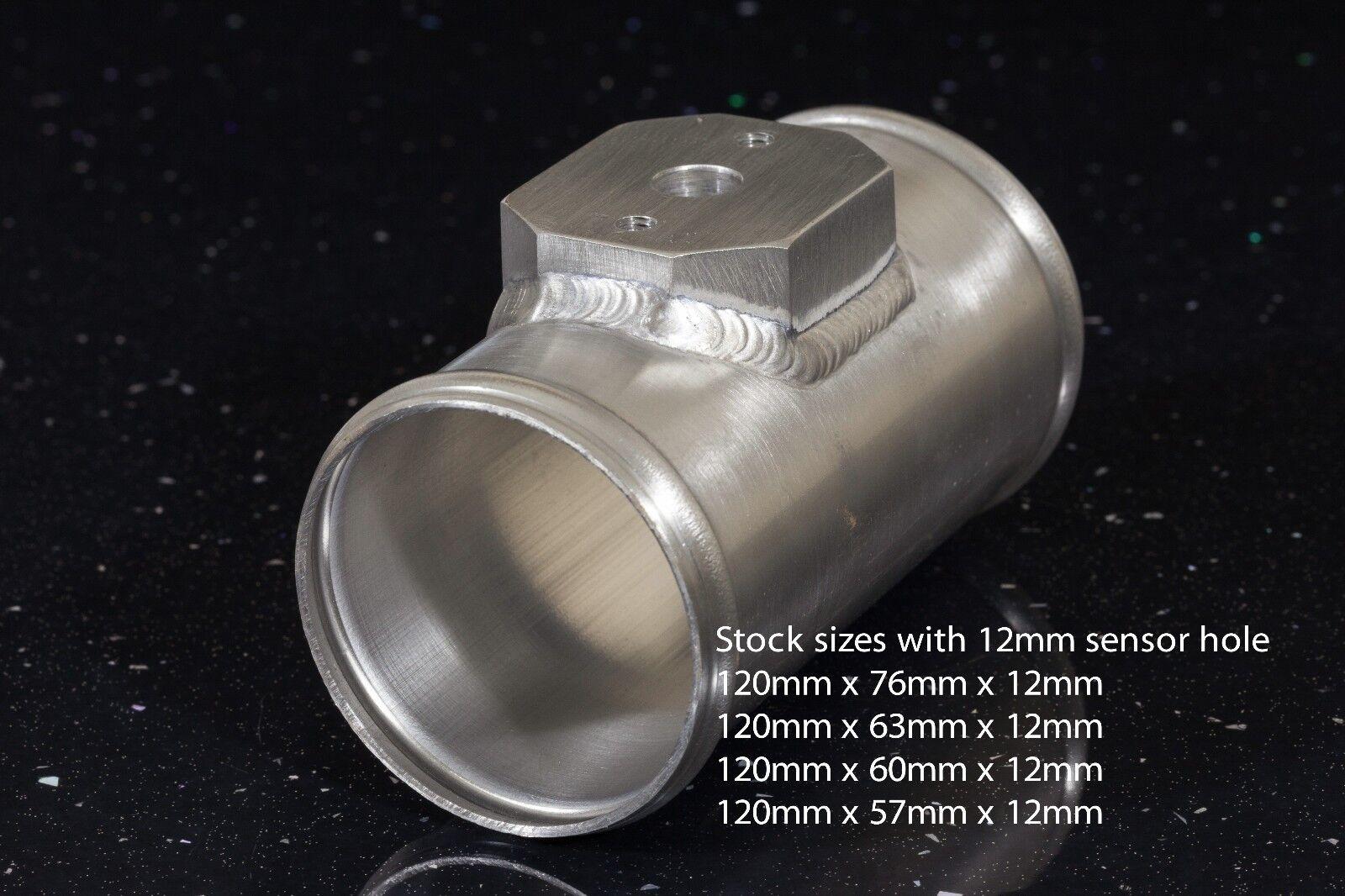 MAP Sensor Mounting Boss Flange Intercooler Conversion Aluminium Cupra GTI 1.8t