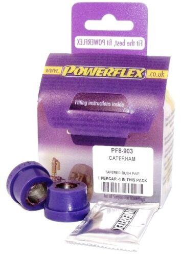 Caterham 7 Live axle rear POWERFLEX REAR A WISHBONE REAR CENTRE BUSHES PF8-903