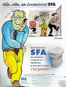 Publicite-advertising-2002-Sanibroyeur-SFA-par-Bretecher