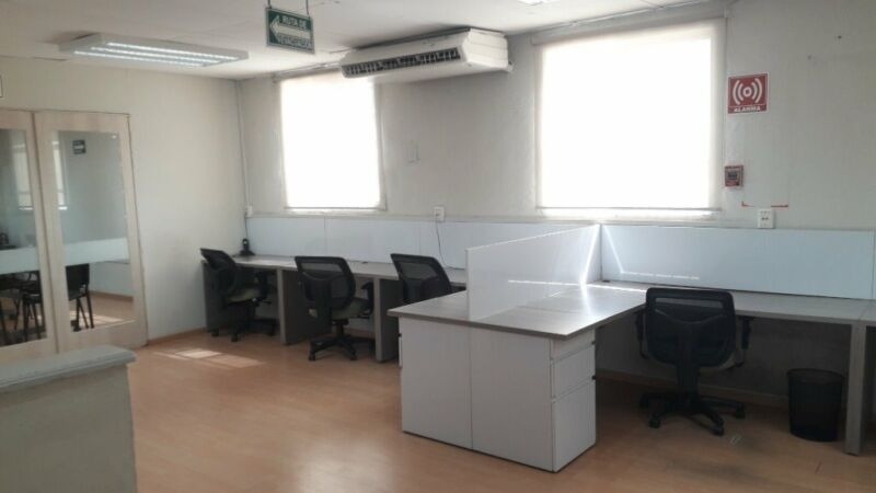 Oficinas Amuebladas en Industrias