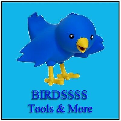 BIRDSSSS Tools and More