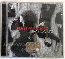 FLEETWOOD MAC - SAY YOU WILL - CD Sigillato