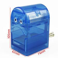 1*  Hand Crank Crusher Tobacco Cutter Grinder Hand Muller Shredder Smoking Case