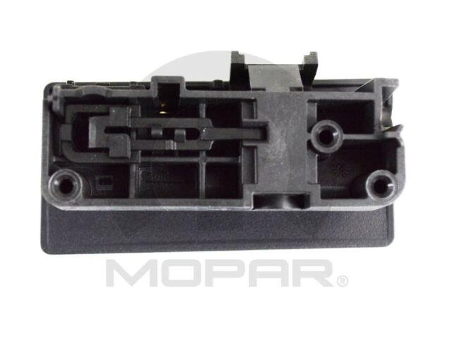 09-17 Dodge Ram Trucks New Glove Box Lock Kit Theft Security Mopar Factory OEM
