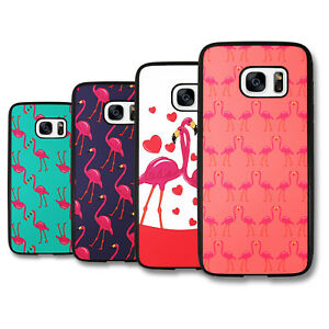 Art-Couple-Design-Flamingo-Pattern-Deluxe-Phone-Case-Cover-Skin-for-Samsung