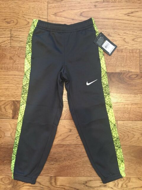 0c103f9f74fc Nike boy s Therma-FIT 2.0 Running Sweatpants 86A276 size 4