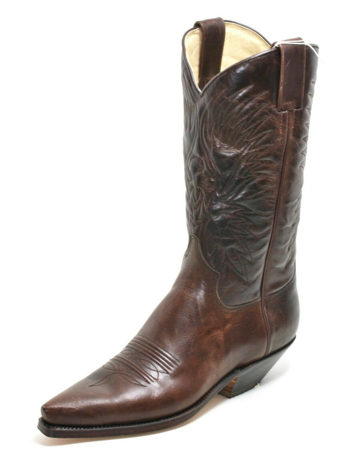 346 Westernstiefel Cowboy Boots Line Dance Catalan Style Buffalo by Vidal 37