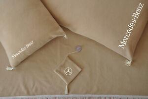 MERCEDES-ACTROS-Decke-Fleecedeck-Tagesdecke-Bettwaesche-Bettbezueg-Bettdecke