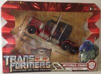 Transformers - Revenge Of The Fallen Optimis Prime