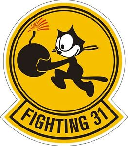 US-Navy-Fighter-Squadron-31-Decal-Sticker