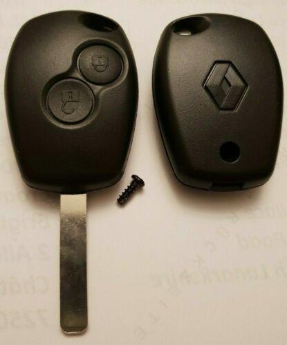 Schlüsselgehäuse Plip Fernsteuerung Renault Clio 3 Modus Twingo II Kangoo Master