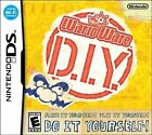 WarioWare Do It Yourself Nintendo DS 3ds 2ds Aus PAL