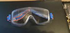 Uvex Ultravision 9301-605 Schutzbrille Klarglas EN166