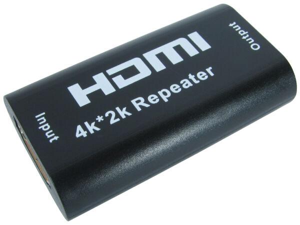 Verantwoordelijk 35mtr Hdmi Repeater Supports 4k & 3d Uitstekende Eigenschappen