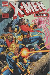 MARVEL-FRANCE-X-MEN-Extra-9-Juillet-1998-Comics-Panini-Tres-Bon-Etat