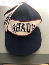 Eminem Logo Dad Hat Hip Hop Rap Stan Revival Shady merch New Dads Ball Cap Black