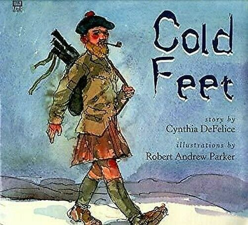Cold Feet Hardcover Cynthia C.Defelice