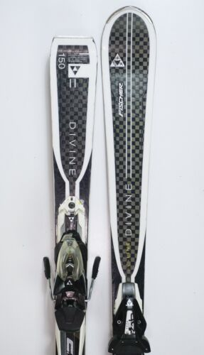 Fischer 10 Bindung. Ski Fischer C-Line Divine Damen Race Carver 150cm TB304
