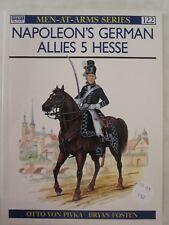 Napoleons German Allies 5 Hesse