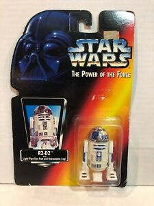 Star Wars Power of the Force R2-D2 Figure Kenner Hasbro 1996