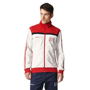 Jacket C Sweatshirt Track Full 83 Adidas Zip Originals Mens xC66qXv
