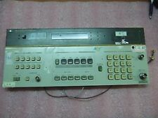 Agilent Hp 8901a Modulation Analyzer Faceplate Face Plate Only