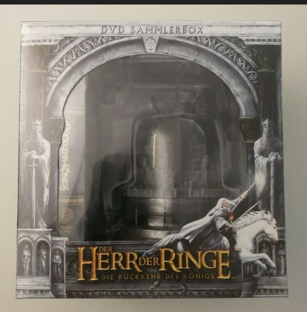 Herr Der Ringe Dvd Sammlerbox